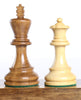 "SINGLE REPLACEMENT PIECES: Classic 3.75"" Chess Pieces In Acacia Parts"