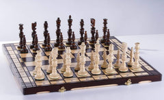 "SINGLE REPLACEMENT PIECES: GALANT - 22.5"" Wooden Chess Set Piece"