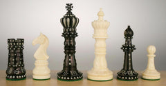 SINGLE REPLACEMENT PIECES: King's Series Camel Bone Chess Pieces Piece