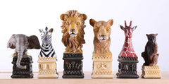 SINGLE REPLACEMENT PIECES: Lion Chess Set - Parts - Chess-House
