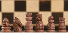 SINGLE REPLACEMENT PIECES: Medieval Chess & Checkers Set Piece