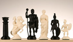 SINGLE REPLACEMENT PIECES: Roman Chess Pieces Piece