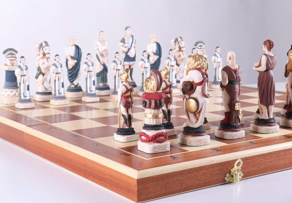 SINGLE REPLACEMENT PIECES: Spartakus Chess Set Piece