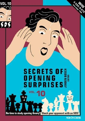 SOS - Secrets of Opening Surprises 10 - Bosch - Book - Chess-House
