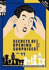 SOS - Secrets of Opening Surprises 11 - Bosch - Book - Chess-House