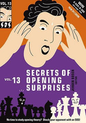 SOS - Secrets of Opening Surprises 13 - Bosch - Book - Chess-House