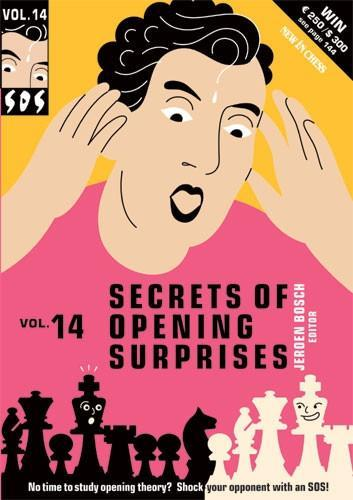 SOS - Secrets of Opening Surprises 14 - Bosch - Book - Chess-House