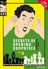 SOS - Secrets of Opening Surprises 9 - Bosch - Book - Chess-House