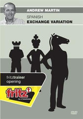 Spanish Exchange Variation - Martin - Software DVD - Chess-House