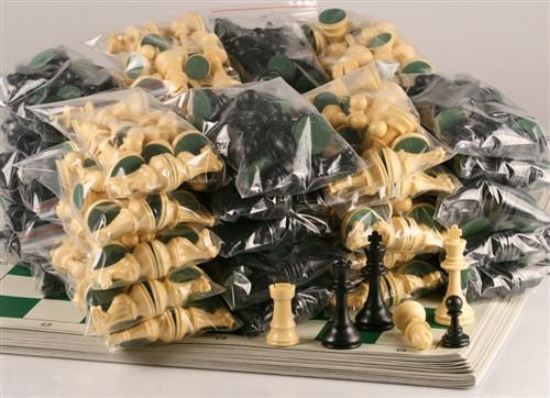 Standard Chess Sets 20-Pack (up to 40 players) - Chess Set - Chess-House