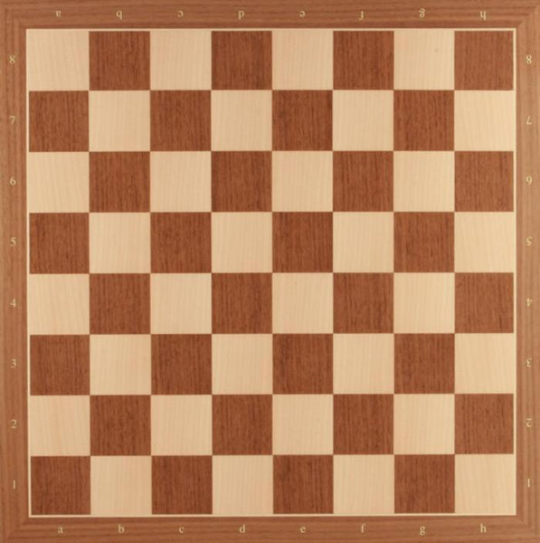 Standard Walnut Chess Board - Board - Chess-House