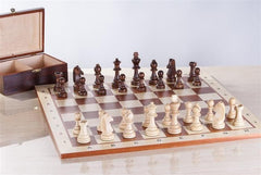 Starter Wooden Chess Set and Box Combo - Chess Set - Chess-House