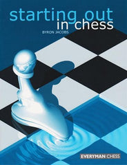 Starting Out in Chess - Jacobs - Book - Chess-House