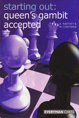 Starting Out: Queen's Gambit Accepted - Raetsky - Book - Chess-House