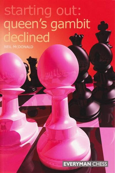 Starting Out: Queen's Gambit Declined - McDonald - Book - Chess-House