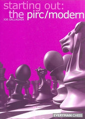 Starting Out: The Pirc/Modern - Gallagher - Book - Chess-House