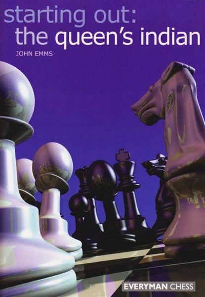 Starting Out: The Queen's Indian - Emms - Book - Chess-House