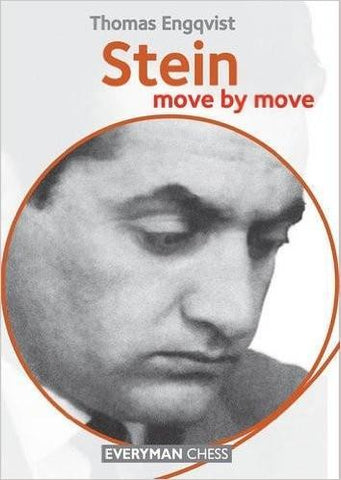 Stein: Move by Move - Engqvist - Book - Chess-House