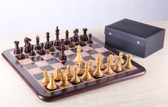 Supreme Staunton Chess Set - Chess Set - Chess-House