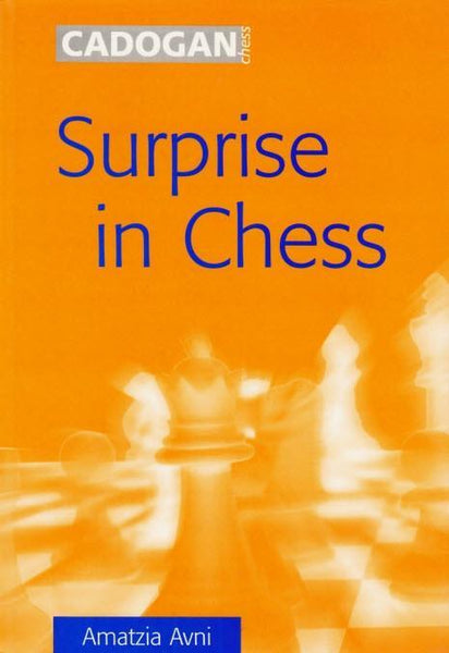 Surprise in Chess - Avni - Book - Chess-House