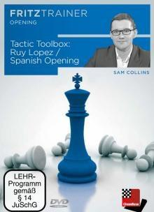 Tactic Toolbox: Spanish Opening / Ruy Lopez - Collins