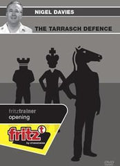 Tarrasch Defence - Davies - Software DVD - Chess-House
