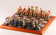 Teddy Bear Chess Set - Chess Set - Chess-House