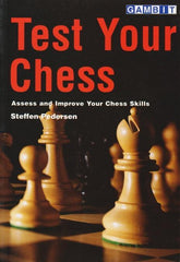 Test Your Chess - Pedersen, S. - Book - Chess-House