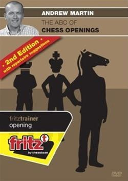 The ABC of Chess Openings 2nd Edition (DVD) - Martin - Software DVD - Chess-House