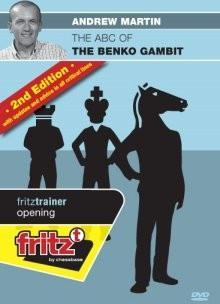 The ABC of the Benko Gambit 2nd Edition - Martin - Software DVD - Chess-House