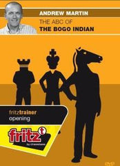 The ABC of the Bogo Indian - Martin - Software DVD - Chess-House