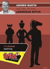 The ABC of the Leningrad Dutch - Martin - Software DVD - Chess-House