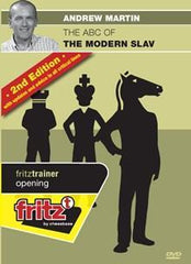 The ABC of the Modern Slav 2nd Edition (DVD) - Martin - Software DVD - Chess-House
