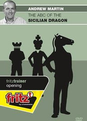 The ABC of the Sicilian Dragon - Martin - Software DVD - Chess-House