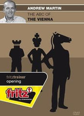 The ABC of the Vienna - Martin - Software DVD - Chess-House