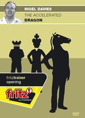 The Accelerated Dragon - Davies - Software DVD - Chess-House
