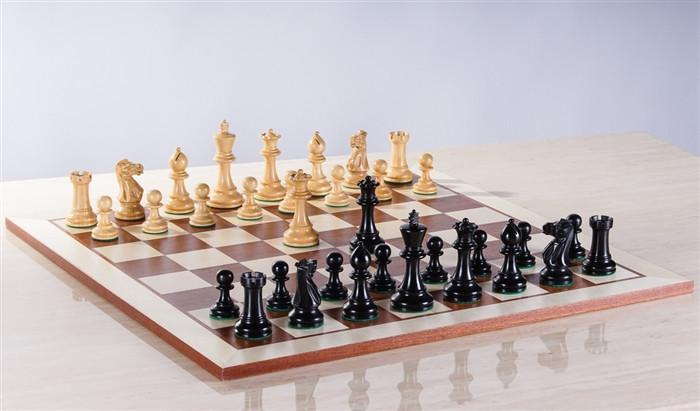The Barcelona Grandmaster Chess Set