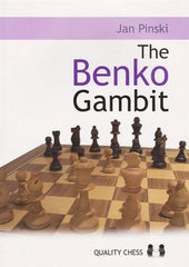The Benko Gambit - Pinski - Book - Chess-House
