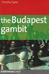 The Budapest Gambit - Taylor - Book - Chess-House