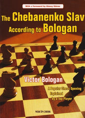 The Chebanenko Slav According to Bologan - Bologan - Book - Chess-House