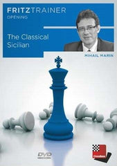 The Classical Sicilian - Marin - Software DVD - Chess-House