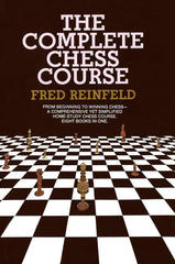 The Complete Chess Course (Hardcover) - Reinfeld - Book - Chess-House