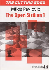 The Cutting Edge 1: The Open Sicilian 1 - Pavlovic - Book - Chess-House