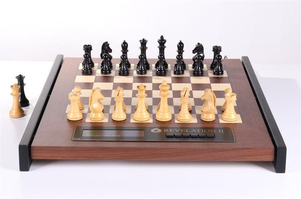 The DGT Revelation II - Electronic Chess, PC - Chess Computer - Chess-House