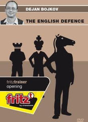 The English Defence - Bojkov - Software DVD - Chess-House