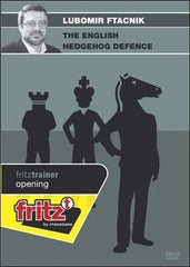 The English Hedgehog Defence - Ftacnik - Software DVD - Chess-House