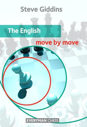 The English: Move by Move - Giddins - Book - Chess-House