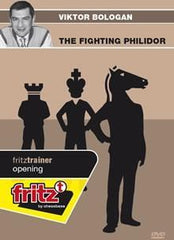 The Fighting Philidor - Bologan - Software DVD - Chess-House