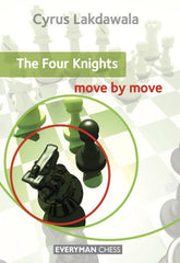 The Four Knights: Move by Move - Lakdawala - Book - Chess-House
