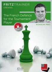 The French Defence for the Tournament Player - Pert - Software DVD - Chess-House